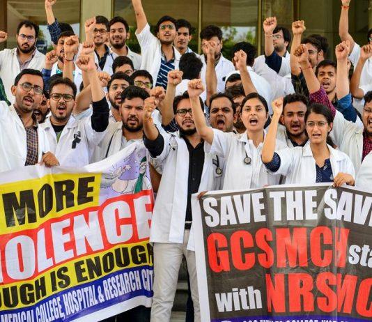 doctors strike in kolkata