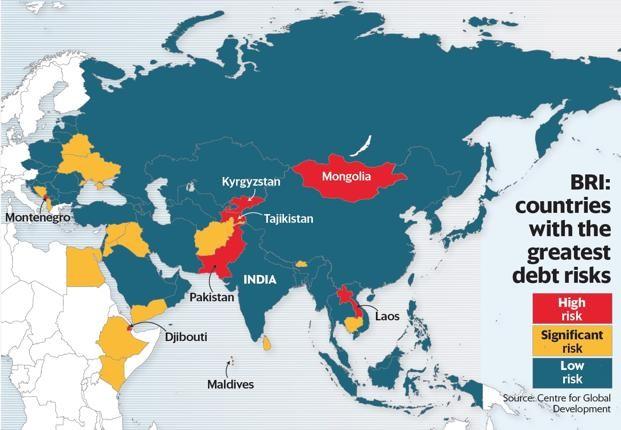 bri countries
