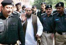 Hafiz Saeed Arrest
