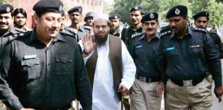 Hafiz Saeed Arrest
