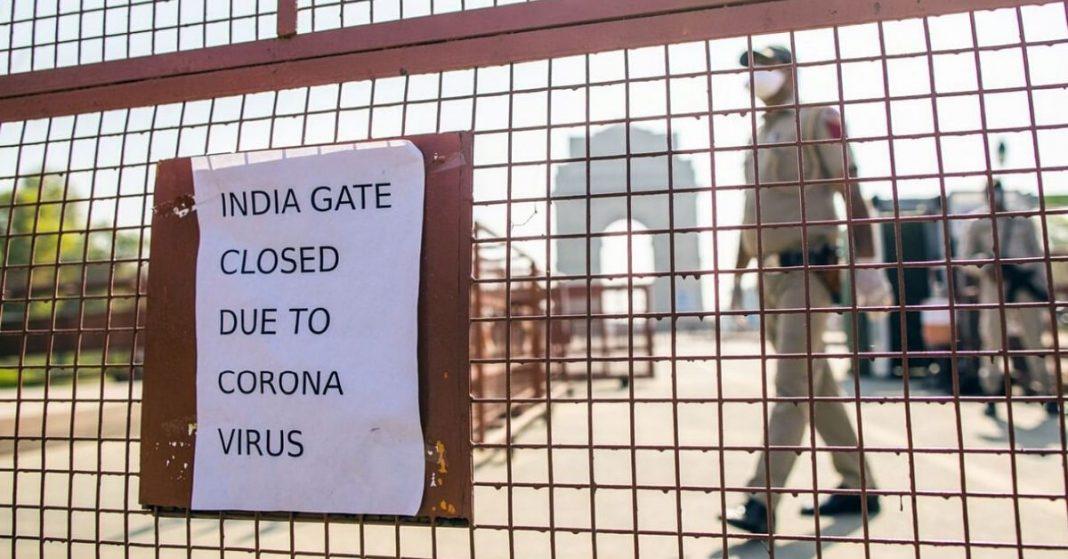 india gate coronavirus