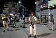 terrorism in kashmir in lockdown