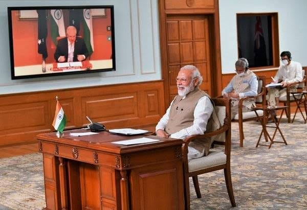 india-australia summit